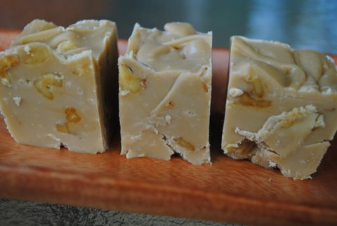 MAPLE WALNUT FUDGE - THE LAST WONTON