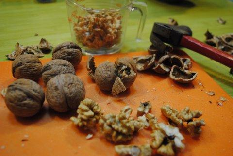 Shellingwalnuts