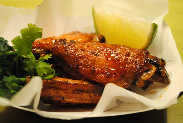 Srircha-chicken-wings
