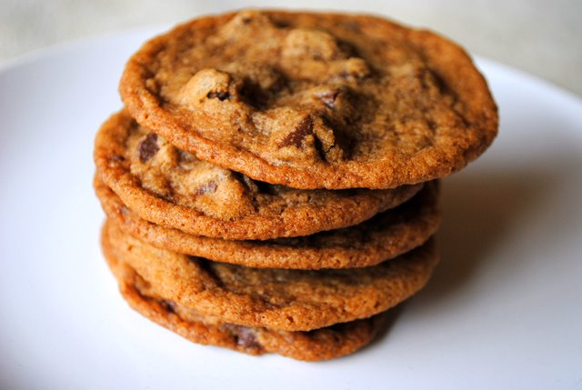 Skinny-chocolate-chip-cookies