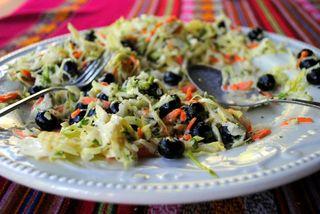 Blueberry-coleslaw-eaten