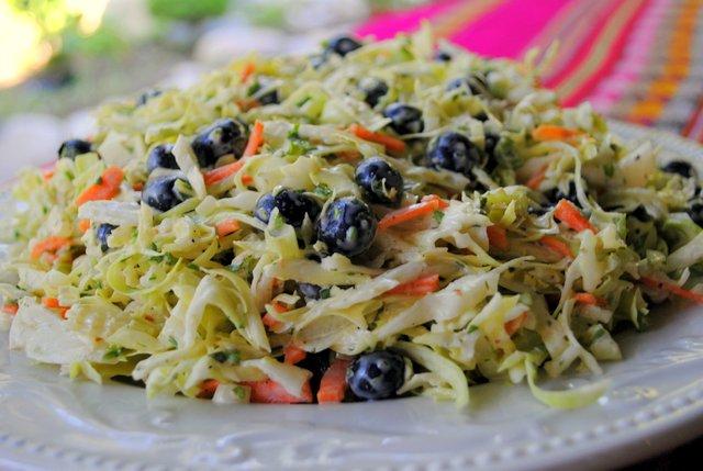Blueberry coleslaw2