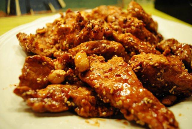 Korean-chicken