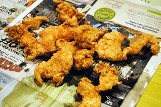 Korean-chick-fry