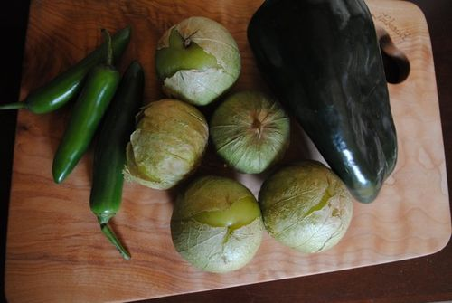 Salsa-greens